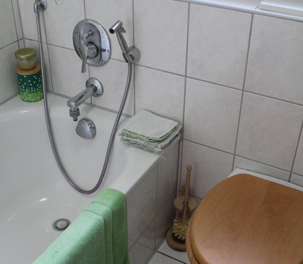 Zero Waste Toilette viele kleine dinge