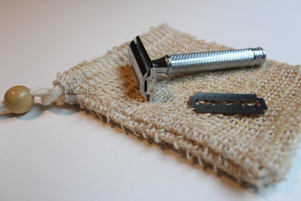 Rasierer für ein nachhaltiges Zero Waste Badezimmer