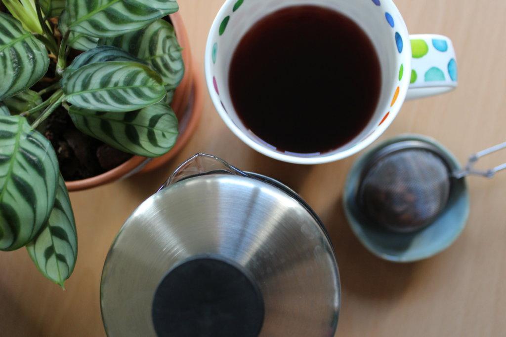 Tee und Kaffee unverpackt