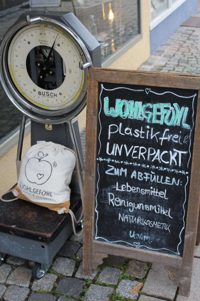 Tafel und Waage Wohlgefühl Ravensburg