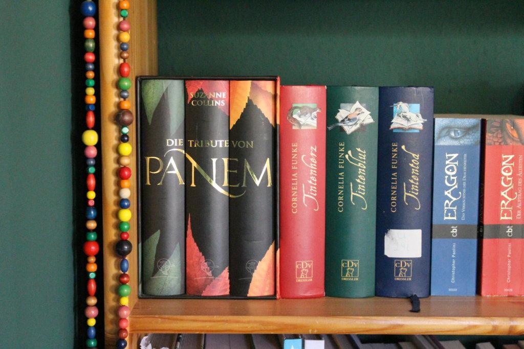SEcond Hand Bücher viele kleine dinge