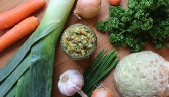 Gemüsebrühpaste