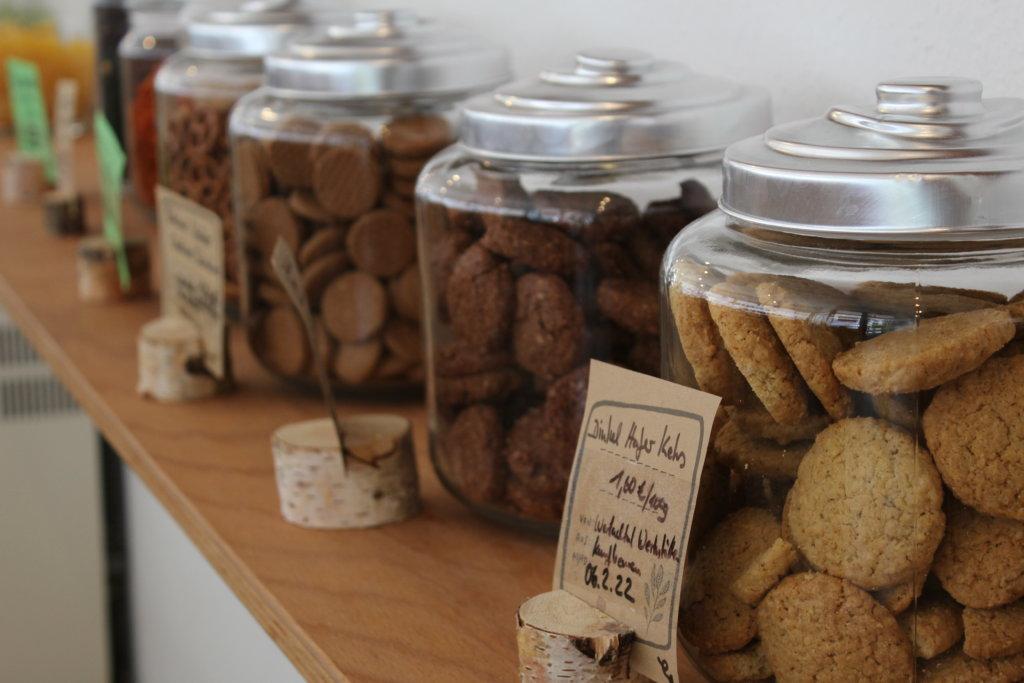 Kekse freilich unverpackt Immenstadt viele kleine dinge