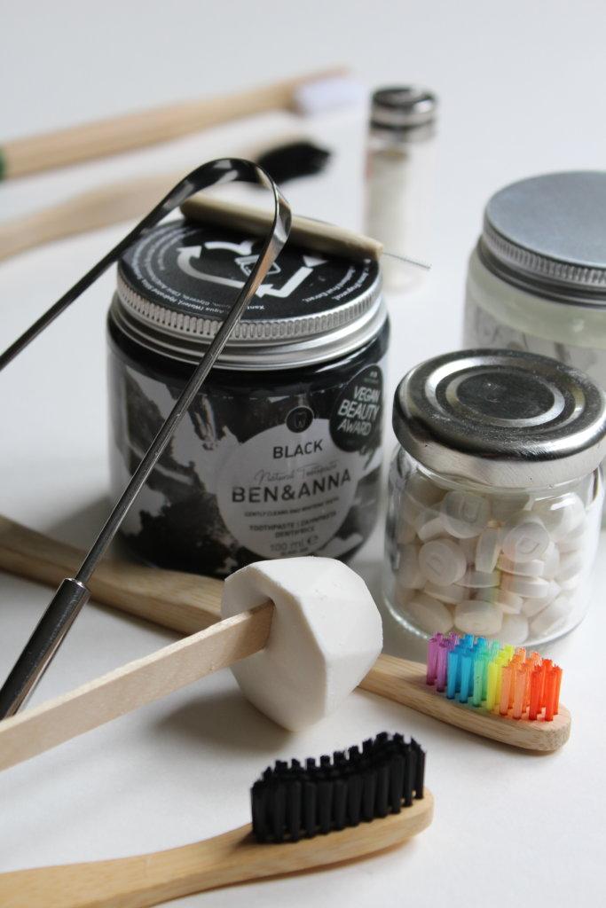 Zero Waste Zahnpflege viele kleine dinge