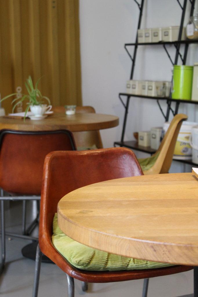 Cafébereich Silo Konstanz viele kleine dinge