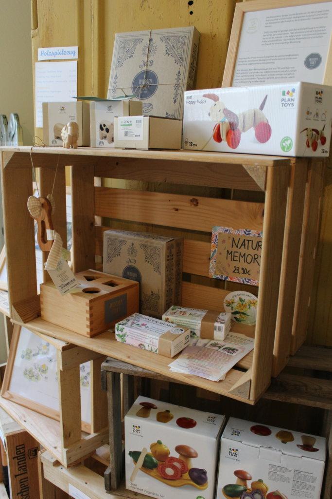 Holzspielzeug Silo Konstanz
